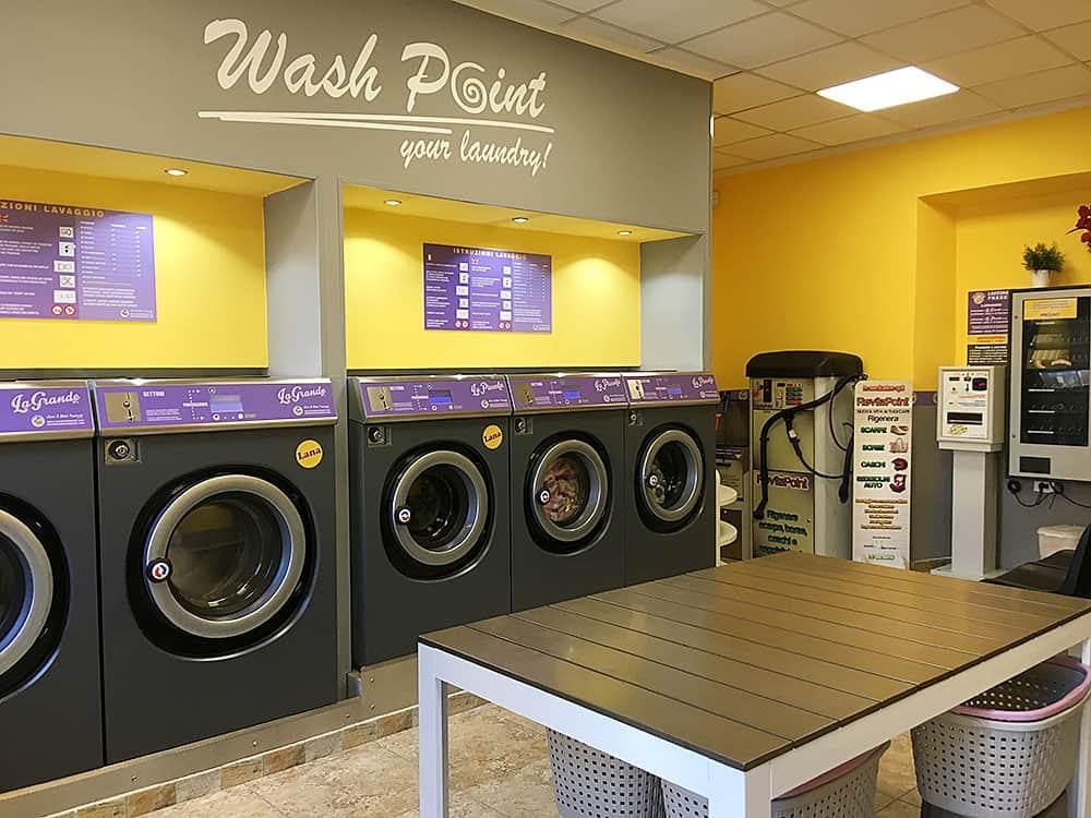 Apertura di una lavanderia self service a Cinisello Balsamo